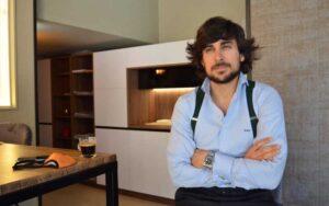 Cristian Pastrana de El Sol Grupo para la entrevista a Qlip sobre la digitalización
